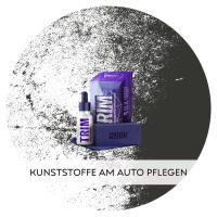 Kunststoffe am Auto pflegen