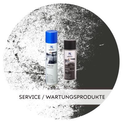 Service und Wartungsprodukte füs Auto