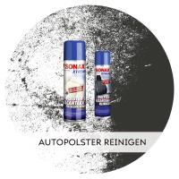 Autopolster reinigen und Textilien säubern
