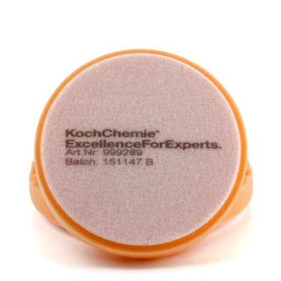 Koch Chemie  Anti-Hologramm Polierpad orange gewaffelt 135mm