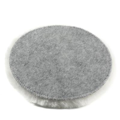 Koch Chemie Lammfell Polierpad 180mm