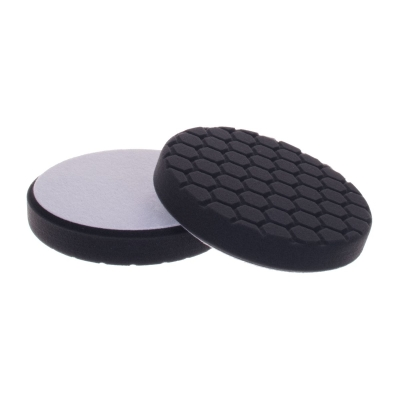 Kingsize Rotation HEXpad schwarz Medium Light Polishing 100mm
