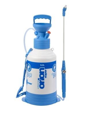 Industrie Pump-/ Drucksprüher KWAZAR ORION PRO+ 6 Liter