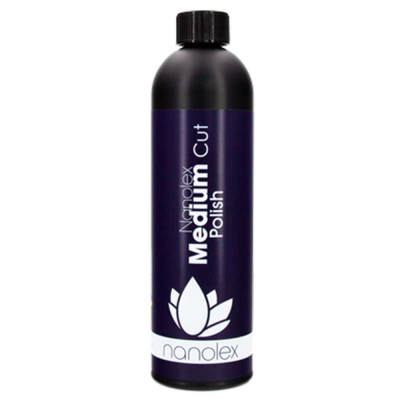Nanolex Medium Cut Polish 750 ml | Politur mit mittlerem Cut | Version 2020