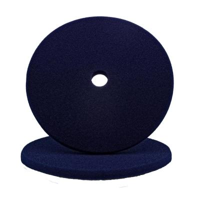 Nanolex Polier Pad DA soft dunkelblau 165x12 gelocht