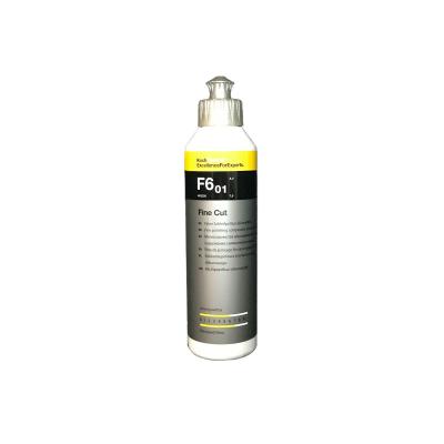 Koch Chemie Fine Cut F6.01 | Feine Schleifpolitur silikonölfrei 250 ml