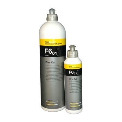 Koch Chemie Fine Cut F6.01 | Feine Schleifpolitur silikonölfrei 1 Liter