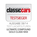MEGUIARS GOLD CLASS CARNAUBA PLUS PREMIUM LIQUID WAX 473 ml