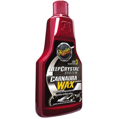 MEGUIARS DEEP CRYSTAL WAX 473 ml