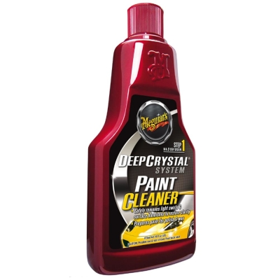 MEGUIARS DEEP CRYSTAL PAINT CLEANER 473 ml