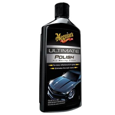 MEGUIARS ULTIMATE POLISH PRE-WAXING GLAZE 473 ml