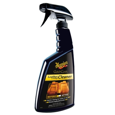 MEGUIARS GOLD CLASS LEATHER & VINYL CLEANER 473 ml