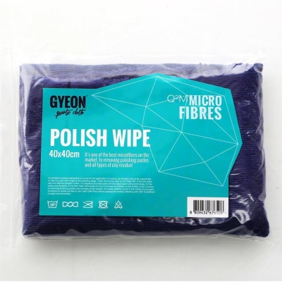 GYEON Q²M PolishWipe 40 cm × 40 cm