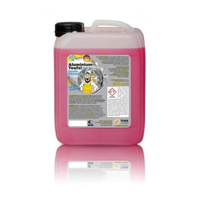 TUGA Chemie Aluminium Teufel rot 5 Liter Kanister