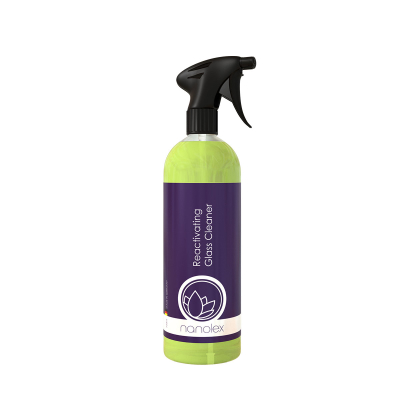 Nanolex Reactivating Glass Cleaner 750 ml | Reaktivierender Glasreiniger für Scheibenversiegelungen