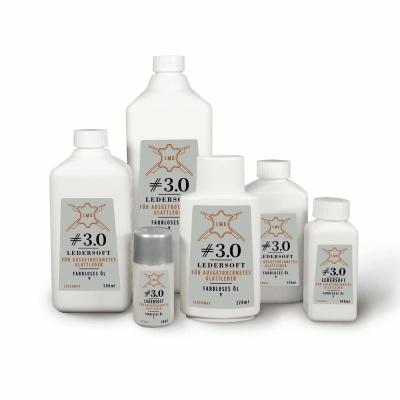 LMX LEDERSOFT 3.0 | Intensivlederpflegeöl für ausgetrocknete Glattleder