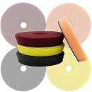 Liquid Elements Centriforce Polierschwamm Farbe: Burgundy Härtegrad: hart verschiedene Größen