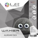 Liquid Elements Waxer Allround-Mikrofasertuch 40x40cm 600GSM