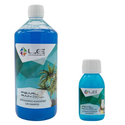 Liquid Elements Pearl Rain Autoshampoo Konzentrat Special Edition Pina Colada