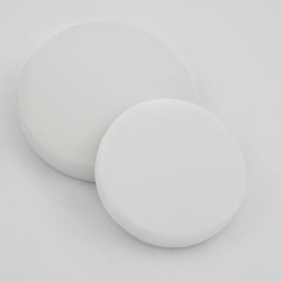 Polierschwamm weiß, weich 160 mm x 30 mm