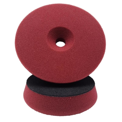 Liquid Elements Centriforce Polierschwamm Farbe: Burgundy Härtegrad: hart verschiedene Größen 150 mm hart