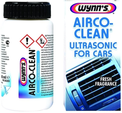 Airco Clean Ultrasonic for Cars 100 ml
