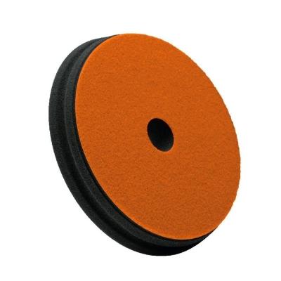 Das orangene One Cut Pad 150 mm