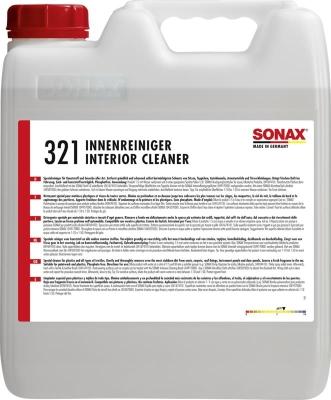 SONAX InnenReiniger 10 l