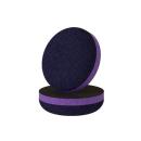 Nanolex Polier Pad, 80x22, Wolle, Blau/Lila Core x2 VERSION 2020