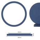 Nanolex Polier Pad 145x13x125, Soft, Dunkel Blau x3...