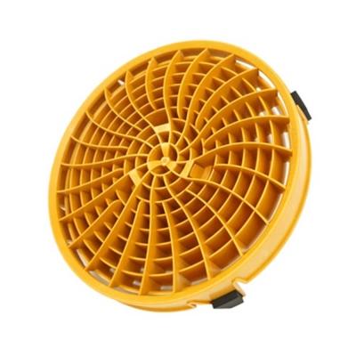 Detail Guardz Turbine Dirt Lock | Schmutzfang für Wascheimer Gold