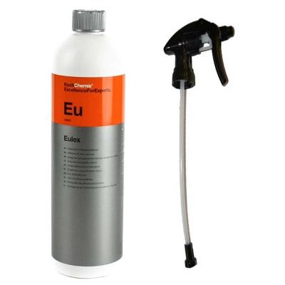 Koch Chemie Eulex Eu 1000 ml   Klebstoff- & Fleckenentferner inkl. Sprühkopf