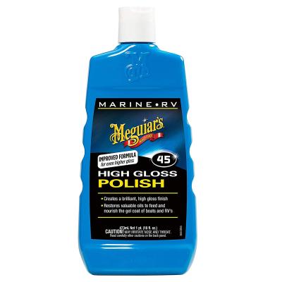Meguiars Marine High Gloss Polish 473 ml   Hochglanzpolitur