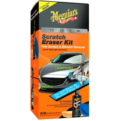 Meguiars Quik Scratch Eraser Kit